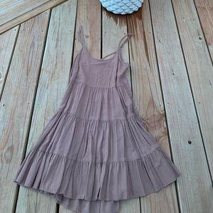 Neutral Summer Dress